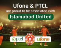 Ufone and PTCL partner with Islamabad United for sixth season of  ..