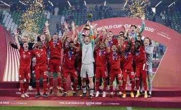 بايرن ميونيخ بطلا لكأس العالم للأندية ..
