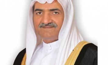 حاكم الفجيرة يهنئ خادم الحرمين الشريفين ..