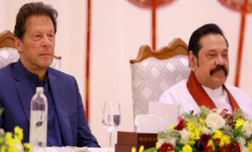 رئیس وزراء باکستان یرحب بقرار سریلانکا ..