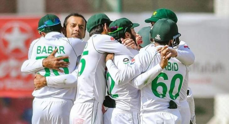Pakistan retain same 17 players for the second Test