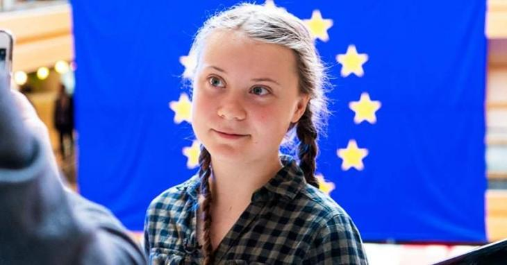 """Still stand with farmers,"": Greta Thunberg reacts to Dehli police's move to lodge FIR against her for raising voice for protesting farmers in India."