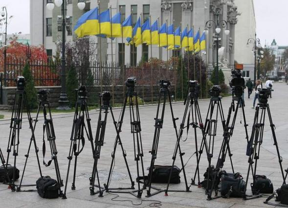 UN Human Rights Office Worried Kiev's Ban on Broadcasters May Impact Freedom of Speech
