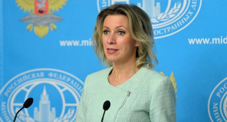 Zakharova Slams Borrell's Avoidance to Call Out Latvia's Assault of Russian Journalists
