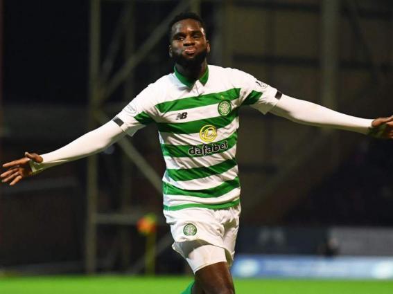 Edouard strikes again as Celtic edge past Motherwell