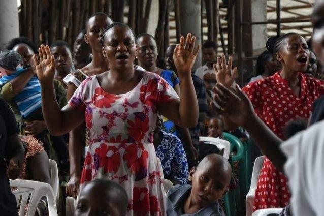 Tanzania's virus surge dents claims of prayer 'cure'