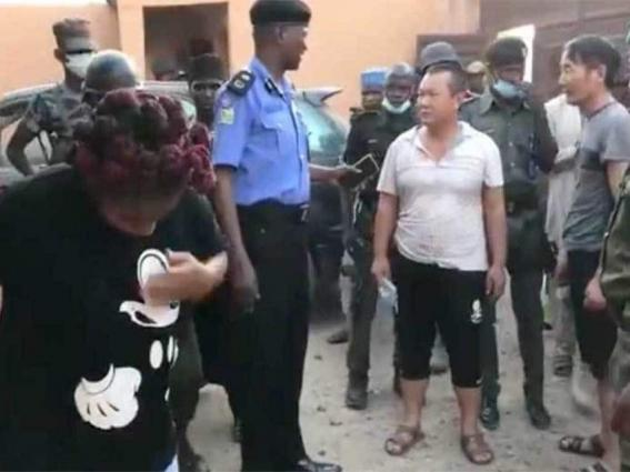 Kidnapped Chinese workers freed in Nigeria: police