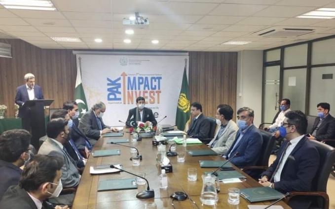 Pakistan's 1st national investment platform 'PakImpactInvest' launched
