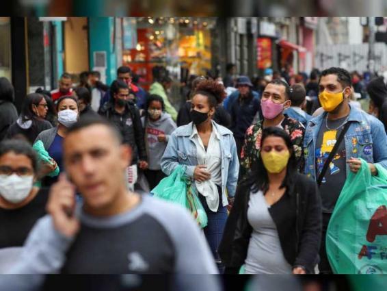 Brazil reports 51,486 new coronavirus cases