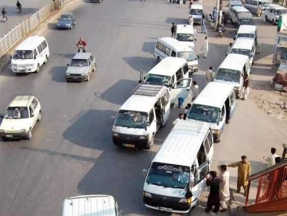 35 vehicles fined, three impounded for violating route, COVID-19 SOPs