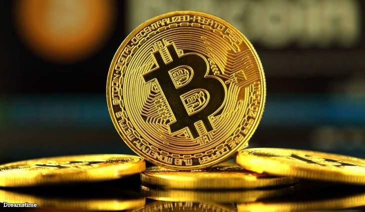 Europe stocks struggle but record-breaking bitcoin nears $50,000