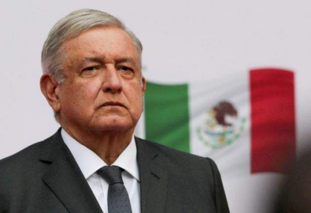 Mexico leader urges Biden to give migrants work visas