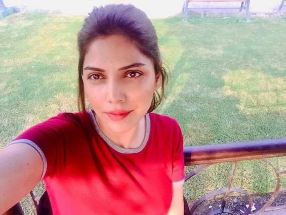 Hadiqa Kiani feels mesmerizing to see beautiful views