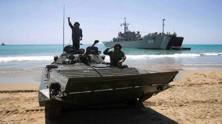 Iranian Armed Forces, IRGC Welcome Russian Naval Units as Part of Joint Drills - Reports