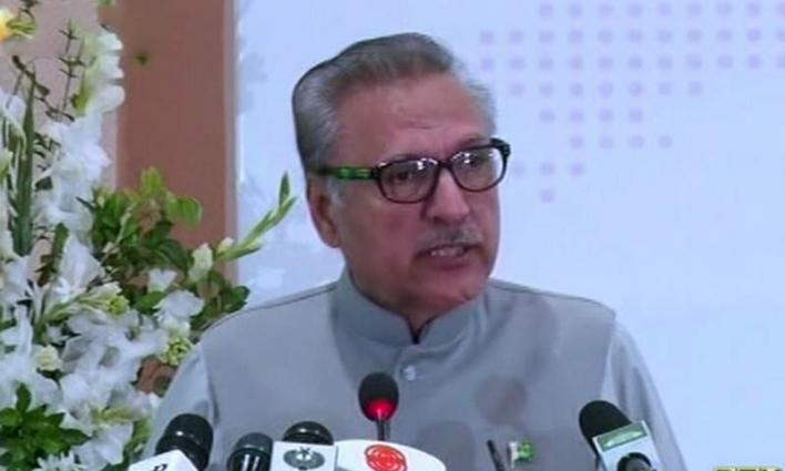 Pakistan's President Says Would Be 'Pleasure' to Visit Russia
