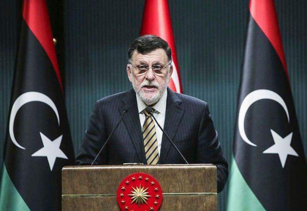 Head of UN Mission in Libya Met With Sarraj in Tripoli Amid Rumors of Sarraj's Resignation
