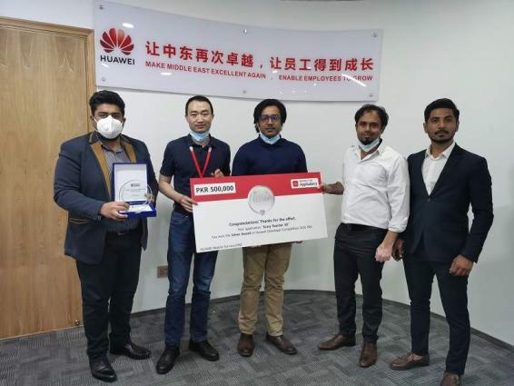 Huawei announces the Winners of Huawei Developer Competition 2020 in Pakistan