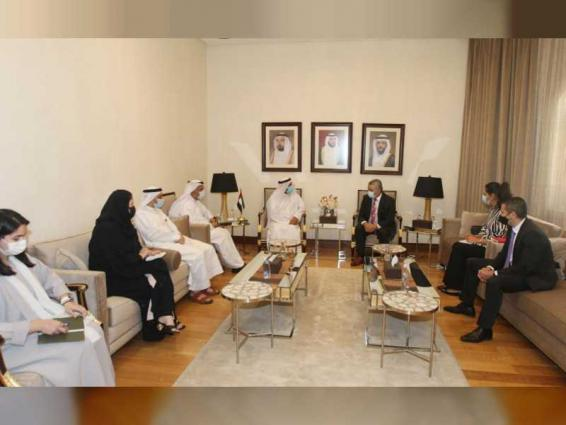 Sharjah Chamber, Tunisian Consulate discuss ways to promote trade, investments
