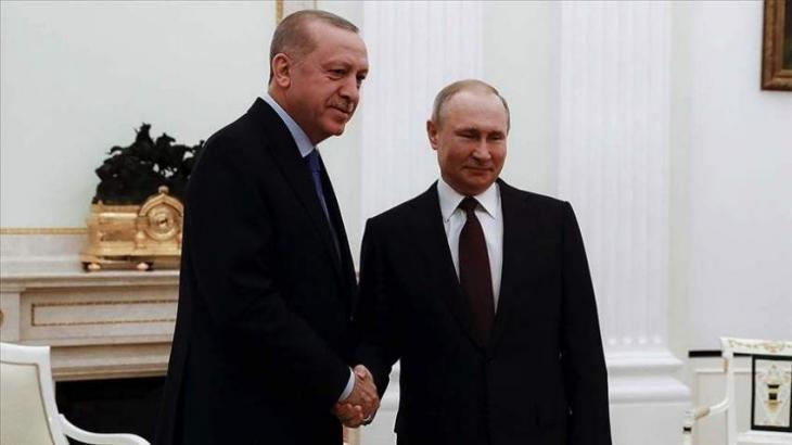 Erdogan, Putin Discuss Joint Monitoring Center in Karabakh - Ankara