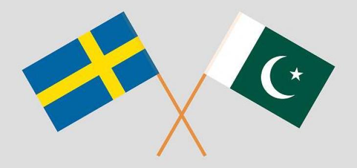 Swedish envoy for JVs between Pak-Sweden private sector