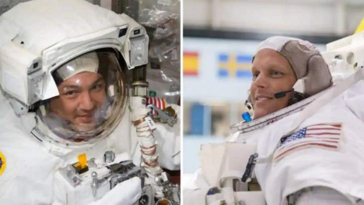 ISS Crew to Perform Spacewalks on February 28, March 5 - NASA