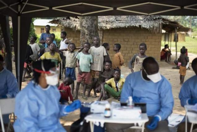 WHO Has 20 Experts Working to Stop Ebola Outbreak in DR Congo - Regional Director