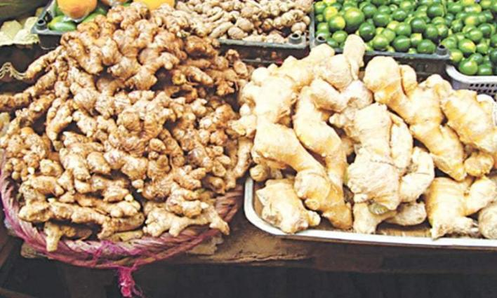 Skyrocketing  Ginger prices up-set women