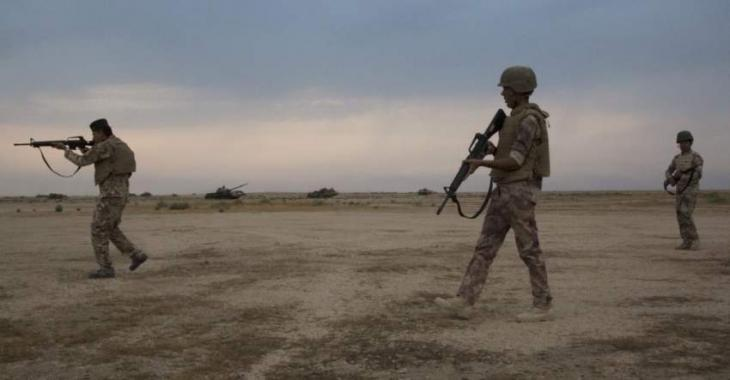 Iraqi Defense Ministry Says Army Eliminated Five Terrorists North of Baghdad