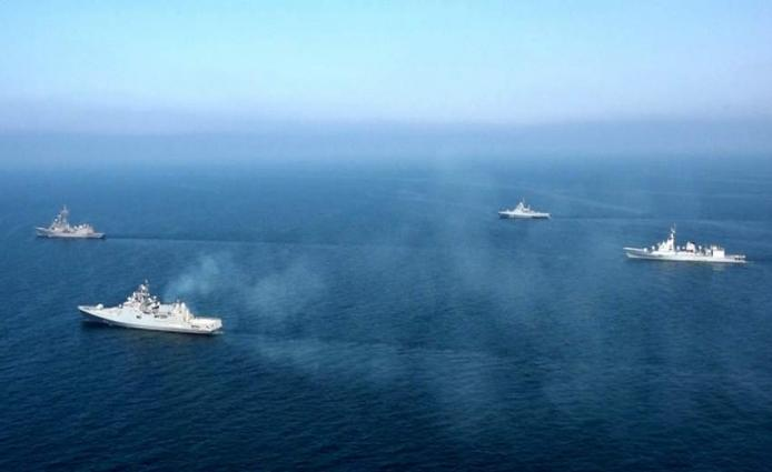 Pakistan Navy Conducts Bilateral Exercises With Russian And Sri Lankan Navy Ships