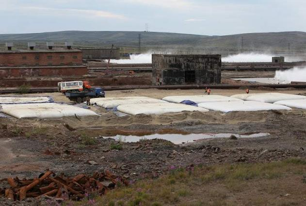 Three dead in Russian mining giant's Arctic accident