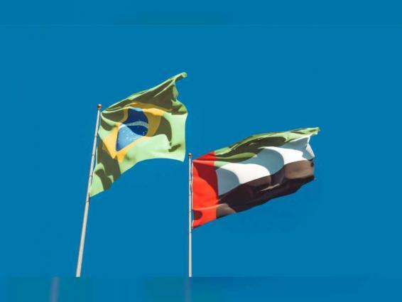 UAE Ambassador, Brazilian Minister of Infrastructure discuss cooperation