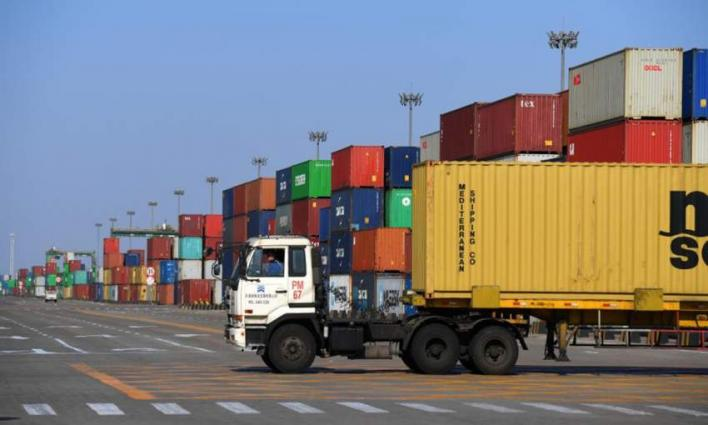 China's Tianjin sees 2.3 mln cross-border e-commerce orders in Jan.