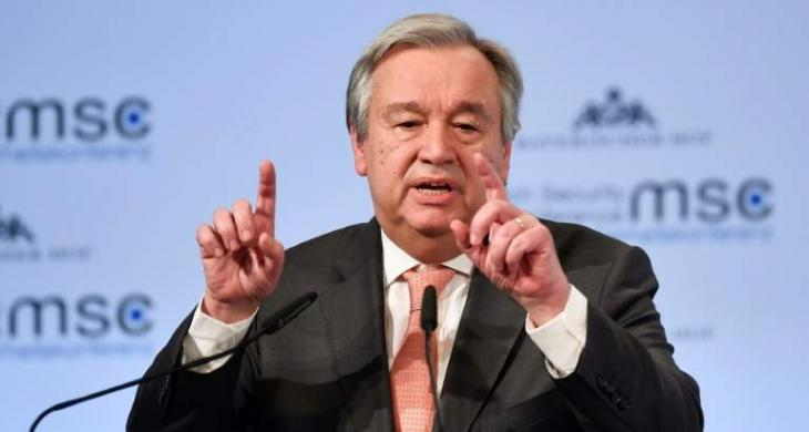 UN chief urges Myanmar to respect people's will