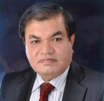 Water scarcity amid increasing population amid recipe for disaster: Mian Zahid Hussain