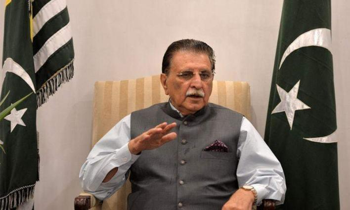 AJK Prime Minister takes serious notice of water scarcity
