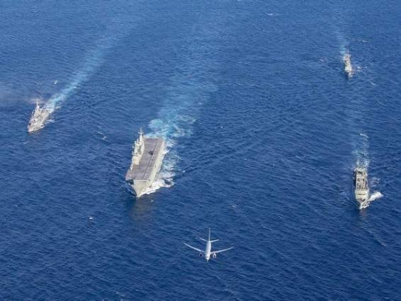 India, France to Hold Joint Naval Drills in Indian Ocean in April - Reports
