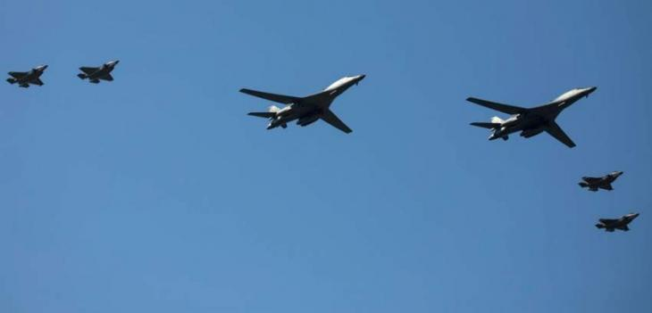 US B-1 Bombers Arrive in Norway for First Time - Air Force
