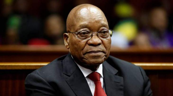 Zondo Commission Asks South Africa's Highest Court to Jail Zuma for 2 Years Over No-Show