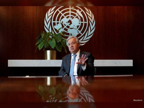 غوتيريش يدين الهجوم ضد بعثة ميدانية تابعة لبرنامج الأغذية العالمي في الكونغو الديمقراطية