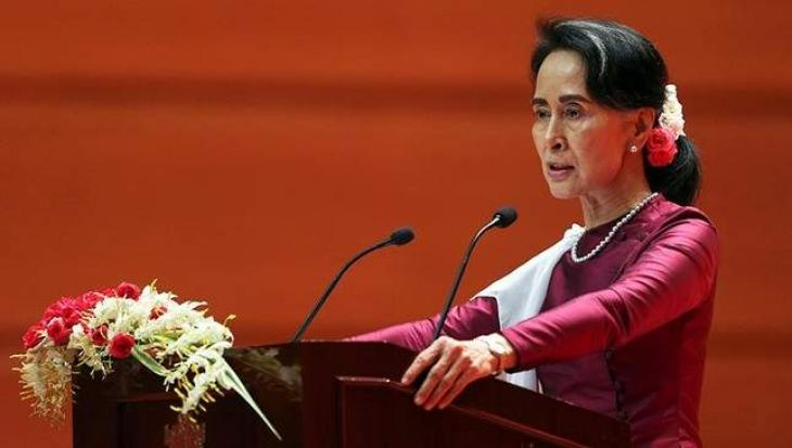 Suu Kyi's lawyer soldiers on 'in defence of democracy'