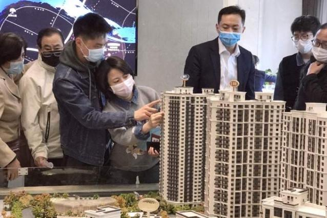 China's home prices see mild increases in January thumbnail