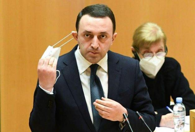 Demos planned in Georgia after opposition leader arrested