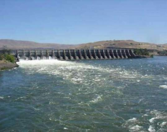 Water level reduces to 1410.35 feet in Tarbaila Dam