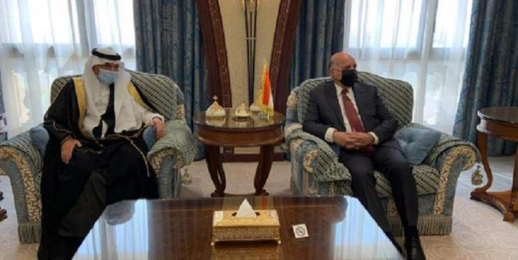 OIC Secretary General Meets Foreign Minister of Republic of Iraq