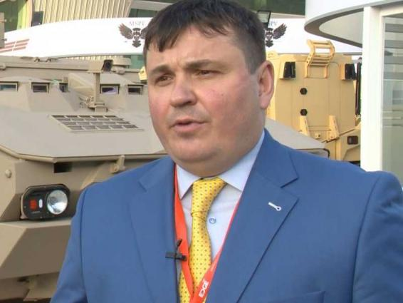 'IDEX is a good chance to have new contracts,' Ukroboronprom head says