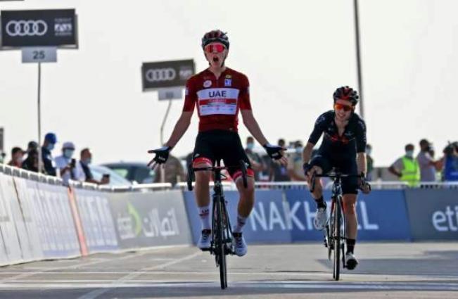 Recon pays as Pogacar takes UAE Tour climb to extend overall lead