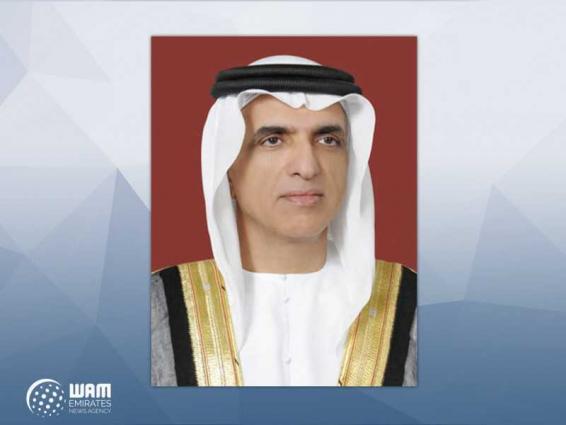 Saud bin Saqr meets with Malta's Ambassador to UAE