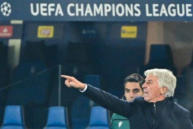 Real Madrid 'transform' in Champions League, says Atalanta's Gasperini