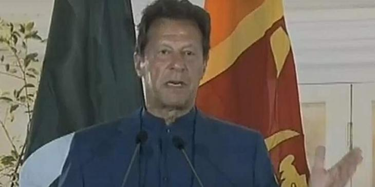 Pakistan faced the worst kind of terrorism for 10 years which took the lives of over 70,000: Prime Minister Imran Khan