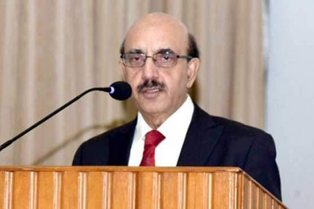 President Sardar Masood Khan urges Pakistani youth to fight Kashmir case thumbnail